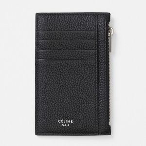 Authentic Celine Compact Card Holder